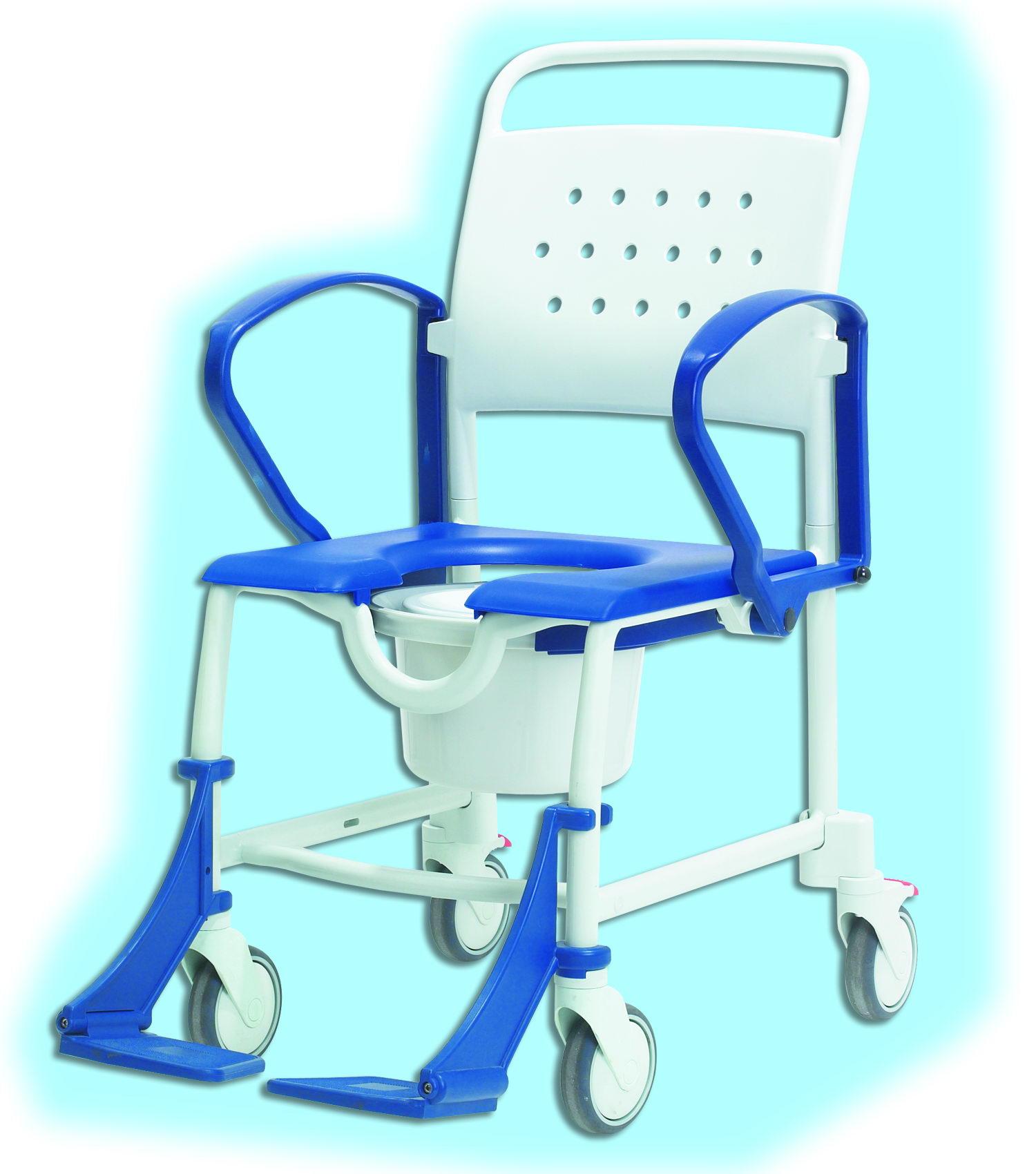 Medidas ba o silla de ruedas for Sillas para ducha plegables